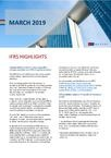 IFRS Highlights - March 2019